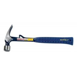 Estwing 22oz Solid Stl.Hammertooth Hammer-milled Face
