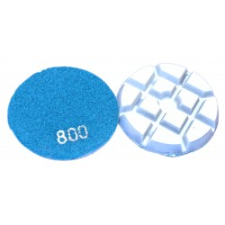 Inscribed Square-type Dry Conerete Floor Polishing Pads 80mm 800# Grit THOR-2704