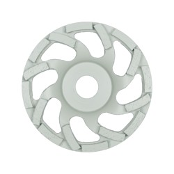 Klingspor Diamond Cup Grinding Wheel Brazed Concrete 13300 rpm 115x22mm 331023