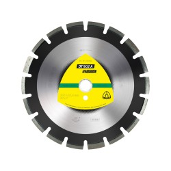 Klingspor Diamond Blade Turbo Edge Asphalt 5500 rpm 350x25mm 325094
