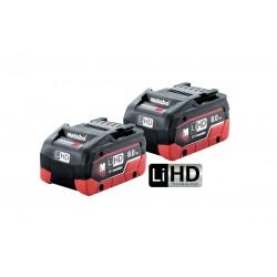 Metabo Twin Lihd Battery Pack AU32102800 - 8.0 LIHD TP