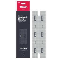 Intex PlasterX Slotted Sandmesh Sheets 150G Large 5M15L10