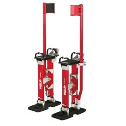 Intex Hi-Stride Aluminium Single Pole Stilts Medium SHA1830