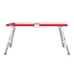 Intex Aluminium Folding Stool 2.4m x 600 - 800mm ST2468