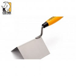 Come Outside Corner Trowel Stainless Steel 324EX110