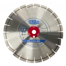 Early Entry 150mm Red Medium Aggregate Saw Blades 34330020