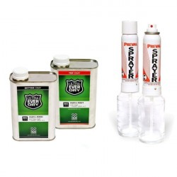 Ultra-Ever-Dry-Package with Sprayers