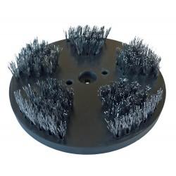 Rokamat Special Steel Brush 200mm Medium