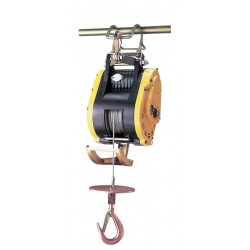 Hoist and Winches