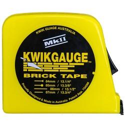 Brick and Block Tape Measures