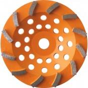 "4""/100mm  Diamond Grinding Cup Wheels (18)"