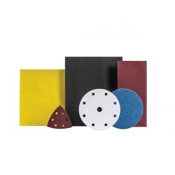 Abrasive Strips, Sheets and Discs