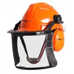 Helmet, Visor and Muff Assemblies