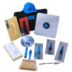 Rendering and Plastering Tools