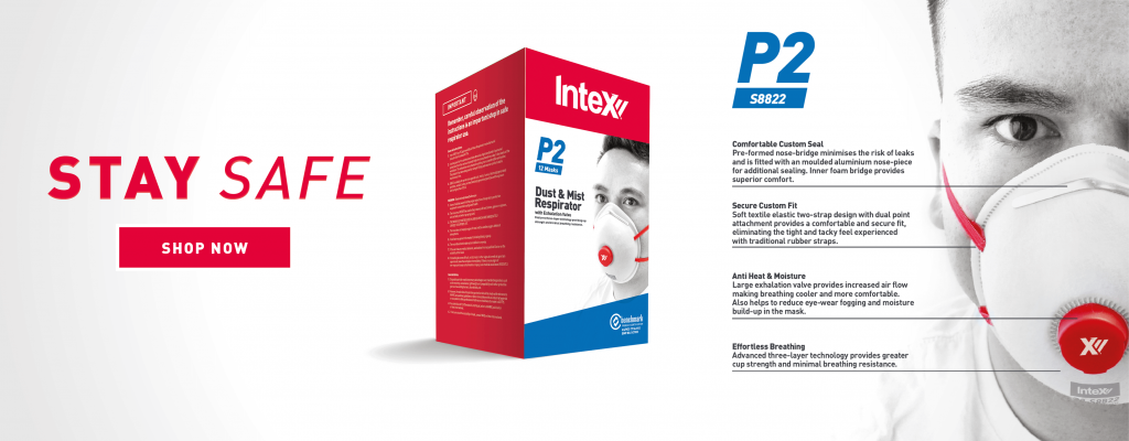INTEX P2 MASKS